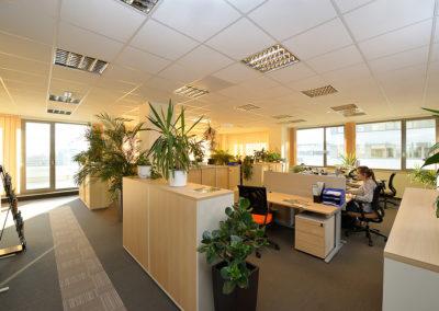 Office Garden Irodapark beltér023