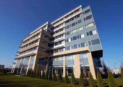 Kiadó prémium kategóriás irodák Budapest