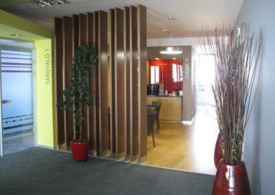 Office Garden irodapark beltér005-2