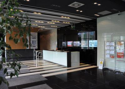 Office Garden irodapark beltér017