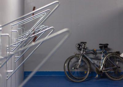 Office Garden - Kerékpártároló