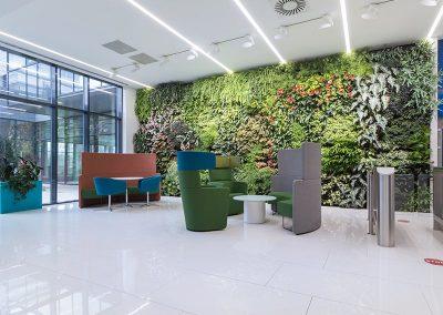 Office Garden - Zöld környezet