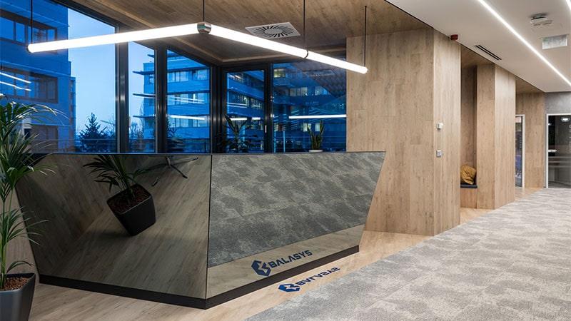 Office Garden - Egyterű és cellázott irodák