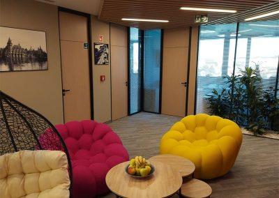 Office Garden - Iroda belső
